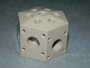 plastic machining-plastic prototypes