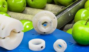 plastic food handling equipment
