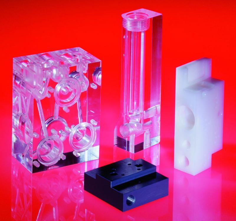 A company that specializes in only machined plastic parts not only brings expertise in dealing with plastics to the table, but can help avoid problems that might arise from contamination or simply not understanding the subtle differences between working with plastic, as opposed to metal parts.